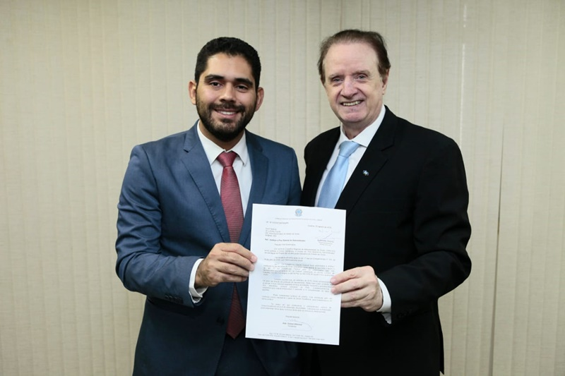 Presidente do CRA-GO realiza encontro com vice-governador